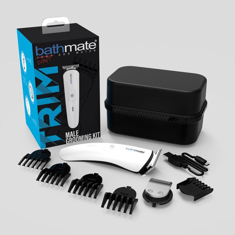 Depilador Kit Bathmate Unisex Grooming