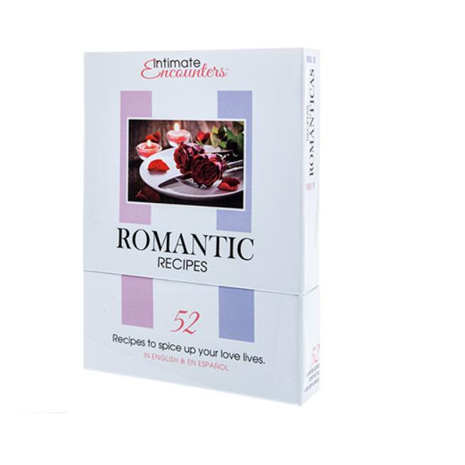 Recetas Románticas 52 Fichas