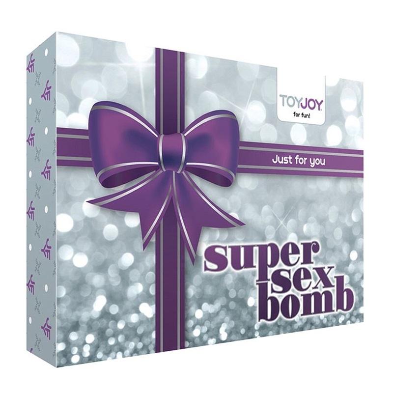 Estuche Super Sex Bomb