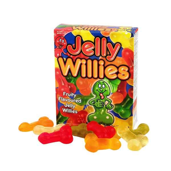 Caja Gominolas Jelly Willies
