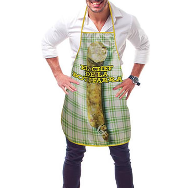 Delantal Chef de la Butifarra