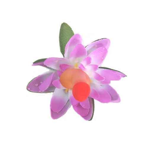 Pin Flor Orquídea Pito