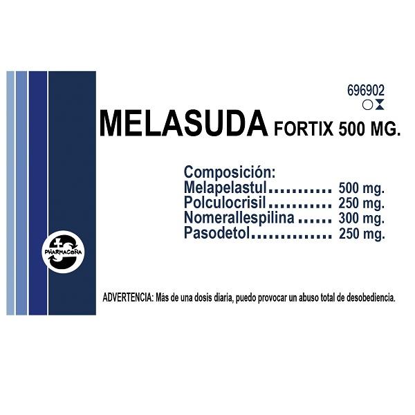 Caja Caramelos MELASUDA FORTIX
