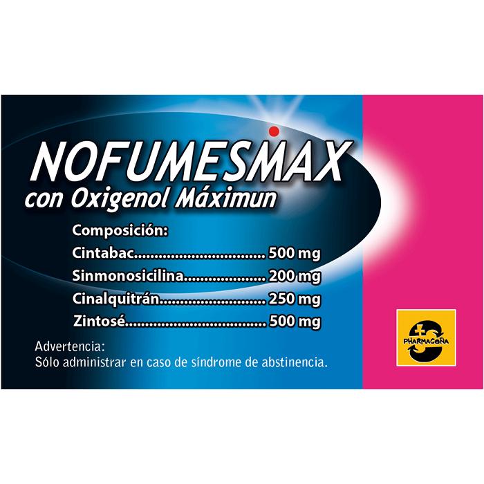 Caja Caramelos NofumesMax