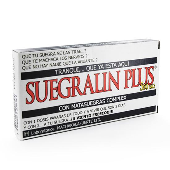 Caja Caramelos Pharmacoña Suegralin Plus