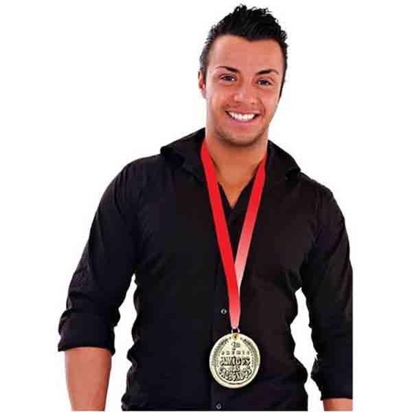 Medallón Amigos Más Cachondos