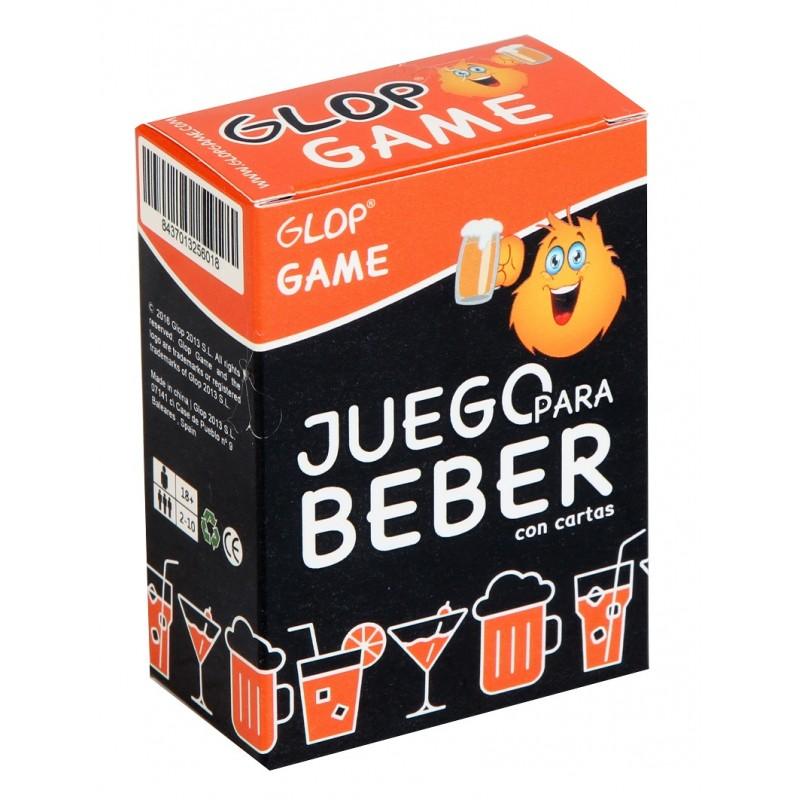 Cartas Juego Para Beber Glop Game