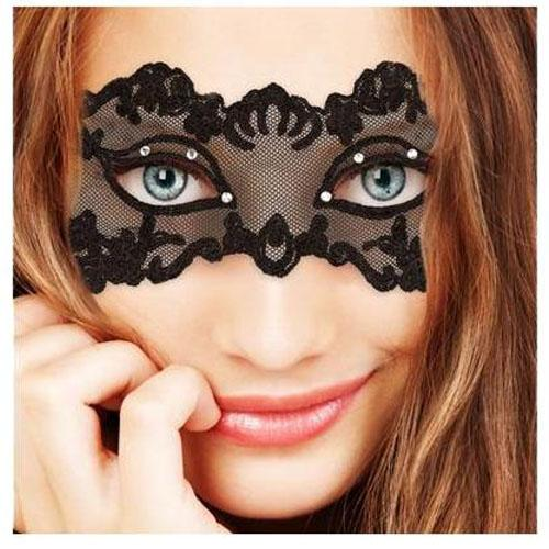 Máscara Lingerie Adrien Lastic