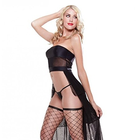 Disfraz Fetish Fantasy Lingerie The Bella Gown