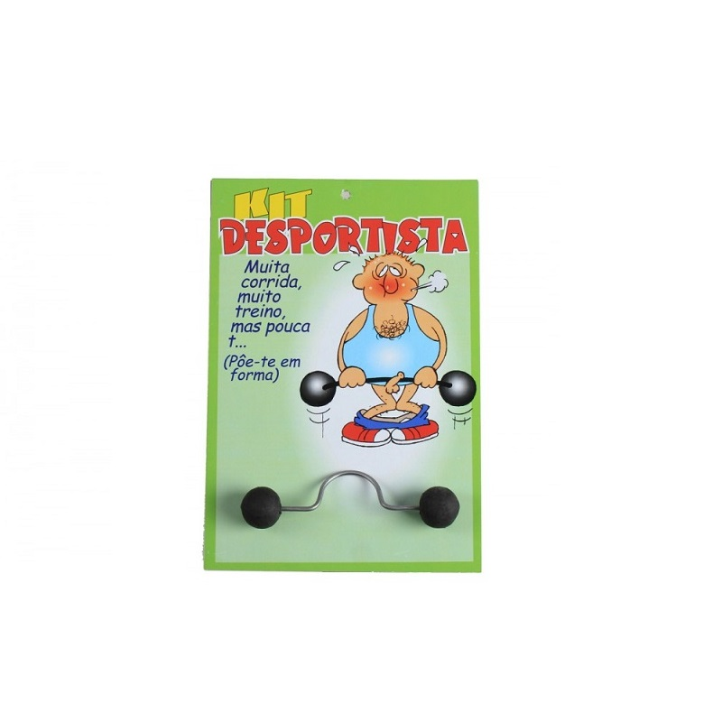 Kit Desportista