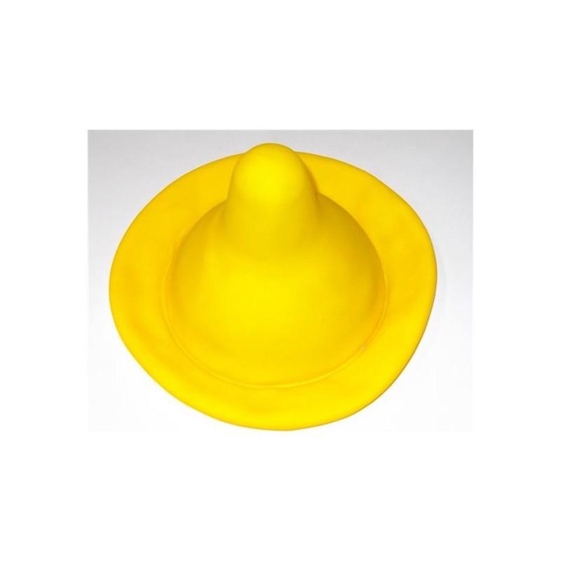 Gorro Condon Amarillo