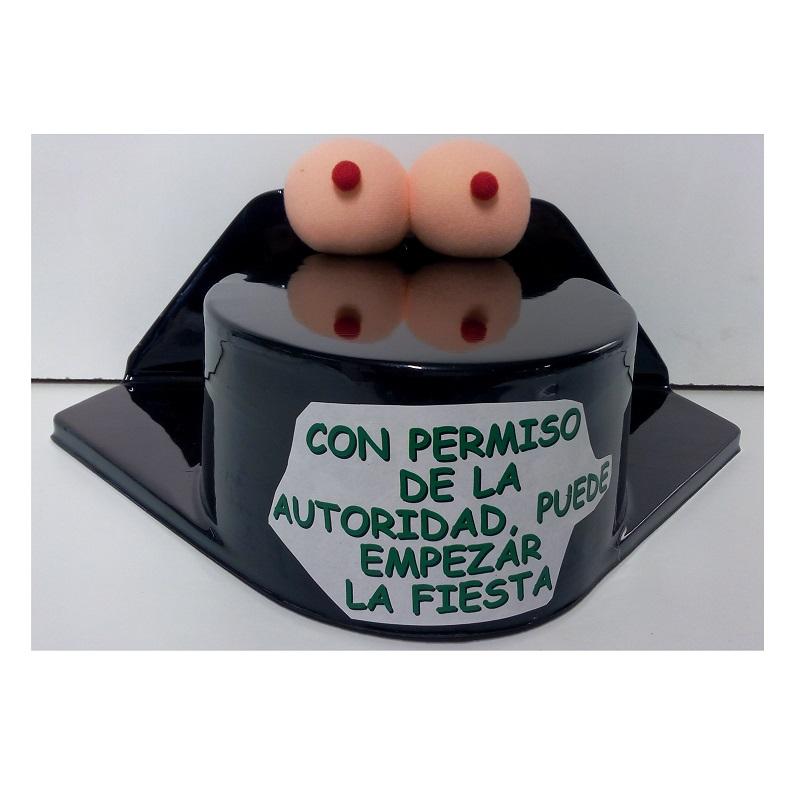 Sombrero Guardia Civil Tetas