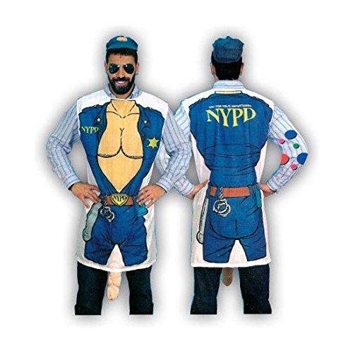 Disfraz Broma Policía Sexy
