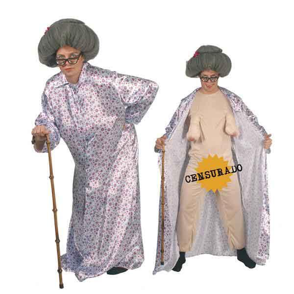 Disfraz Abuelita
