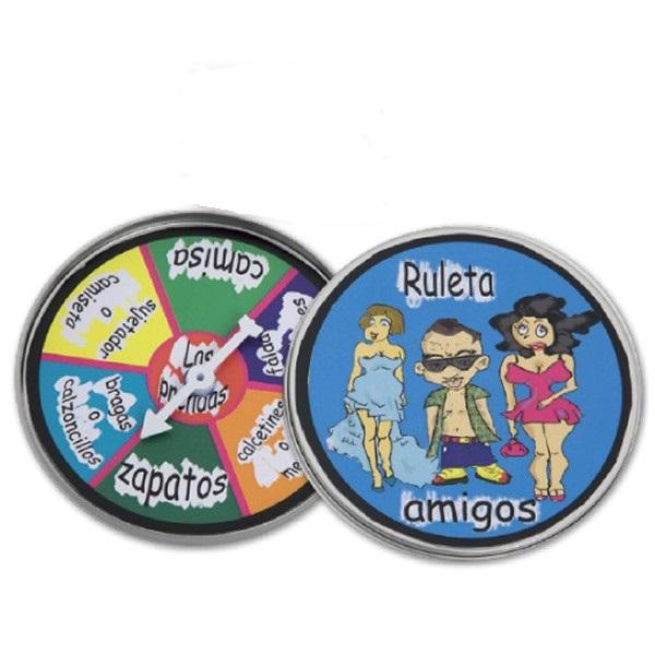 Ruleta Amigos