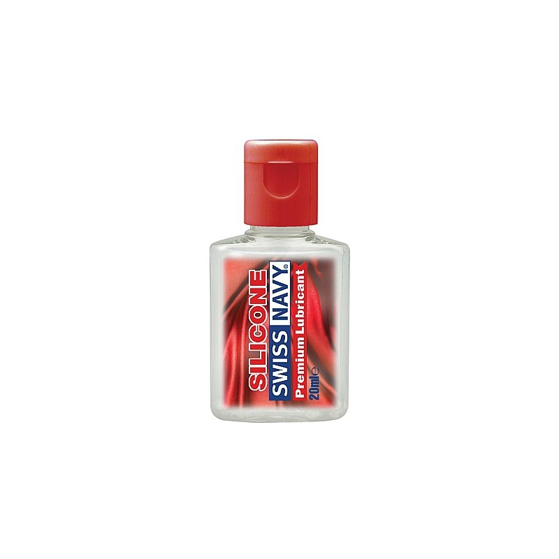 Lubricante Silicone Swiss Navy 20 ml