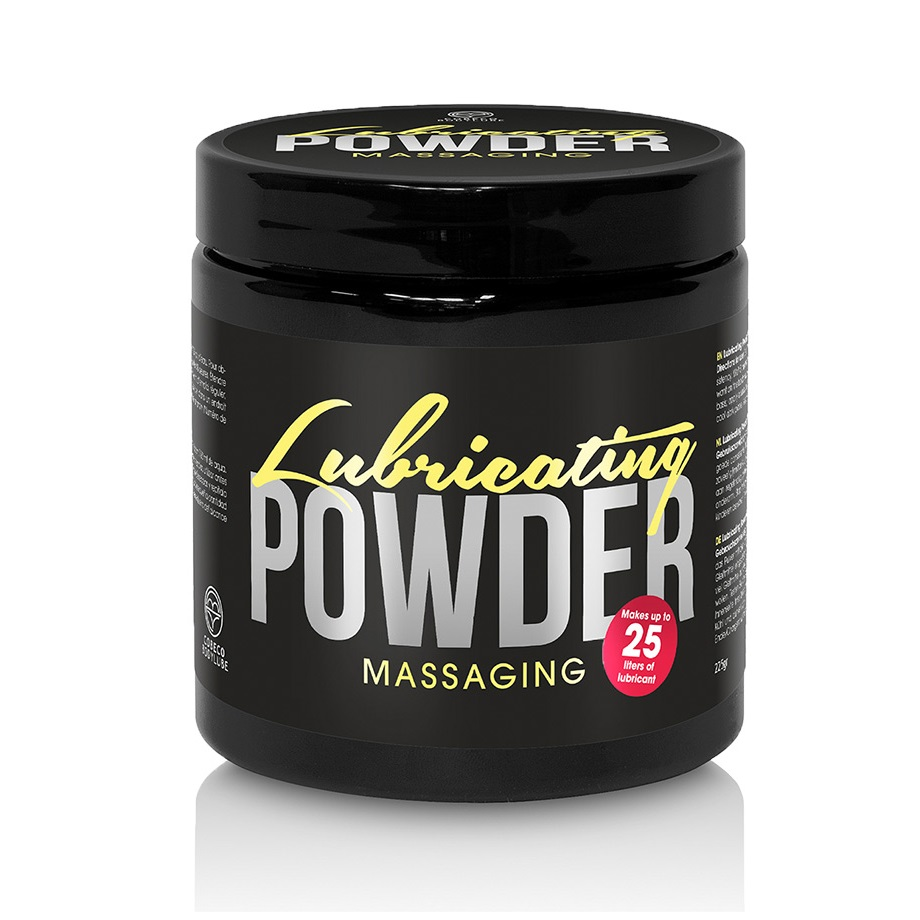 Lubricante En Polvo Powder Massaging 225 gr