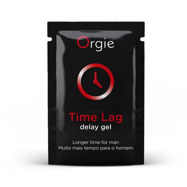 Orgie Gel Retardante Time Lag Sobre 2 ml