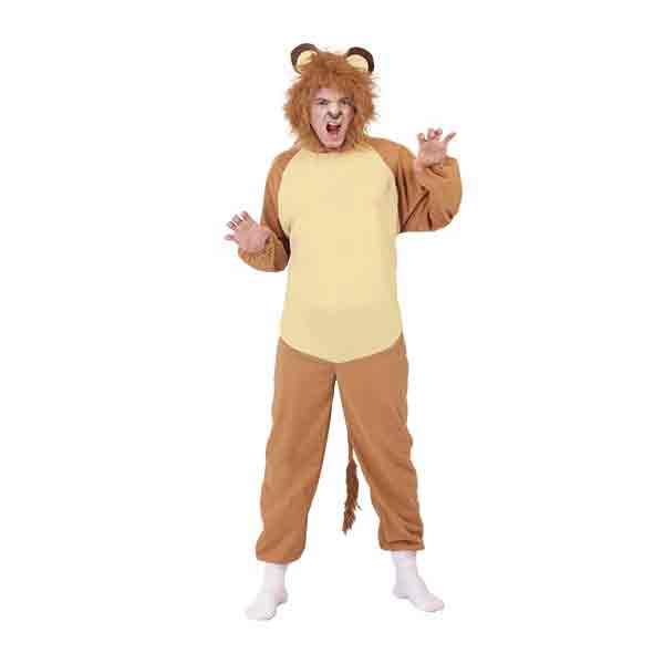 Disfraz León