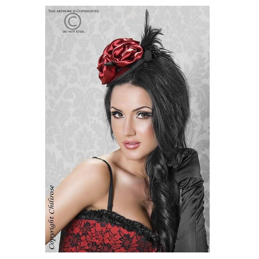 Sombrero Chilirose Rojo CR-3232