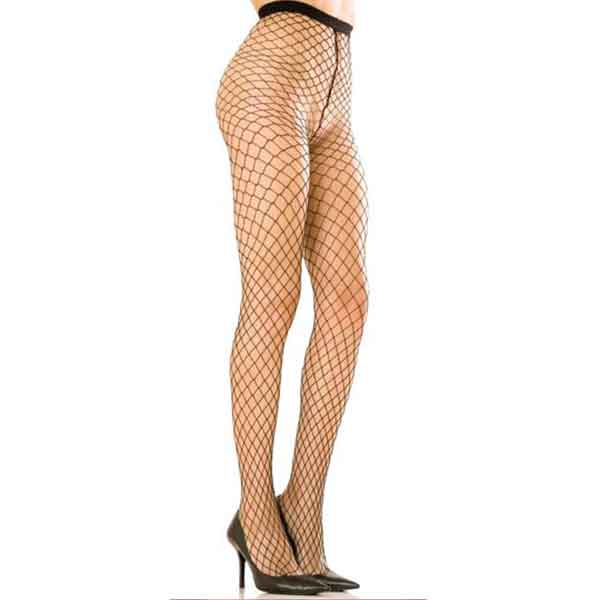 Panty Diamond Net Pantyhose 9025