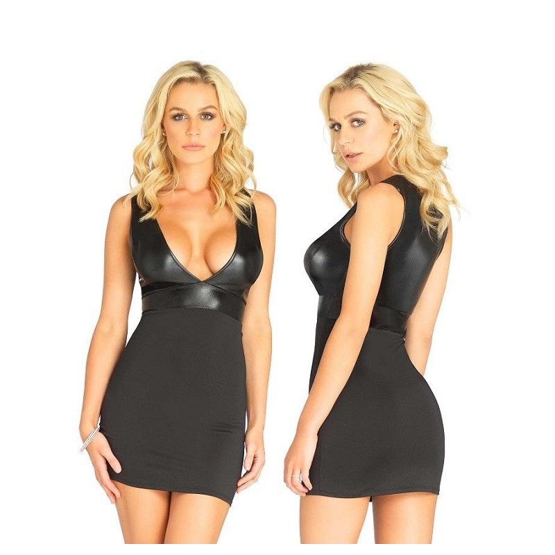 Mini Vestido De Leg Avenue L086620