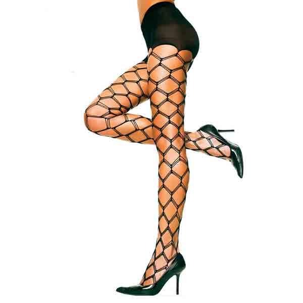 Panty Red Gruesa Music Legs 5842