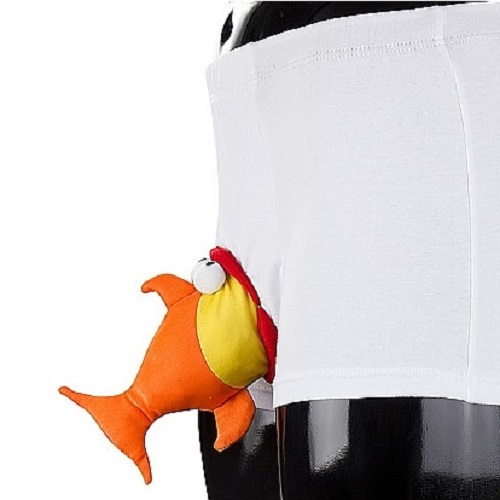 Boxer Chico Pez Funny Underwear
