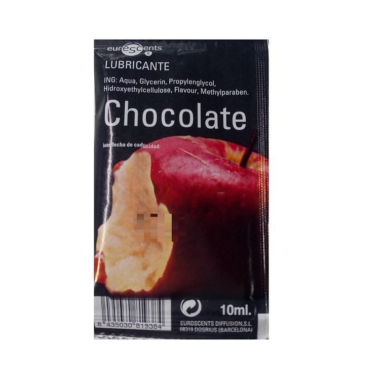 Lubricante Sabor Chocolate Tentación 10 ml