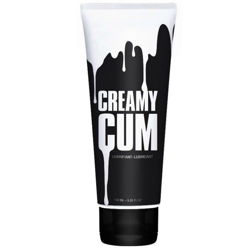 Lubricante Textura Semen Creamy Cum 150 ml