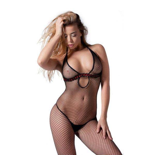 Bodystocking Bra De Namour