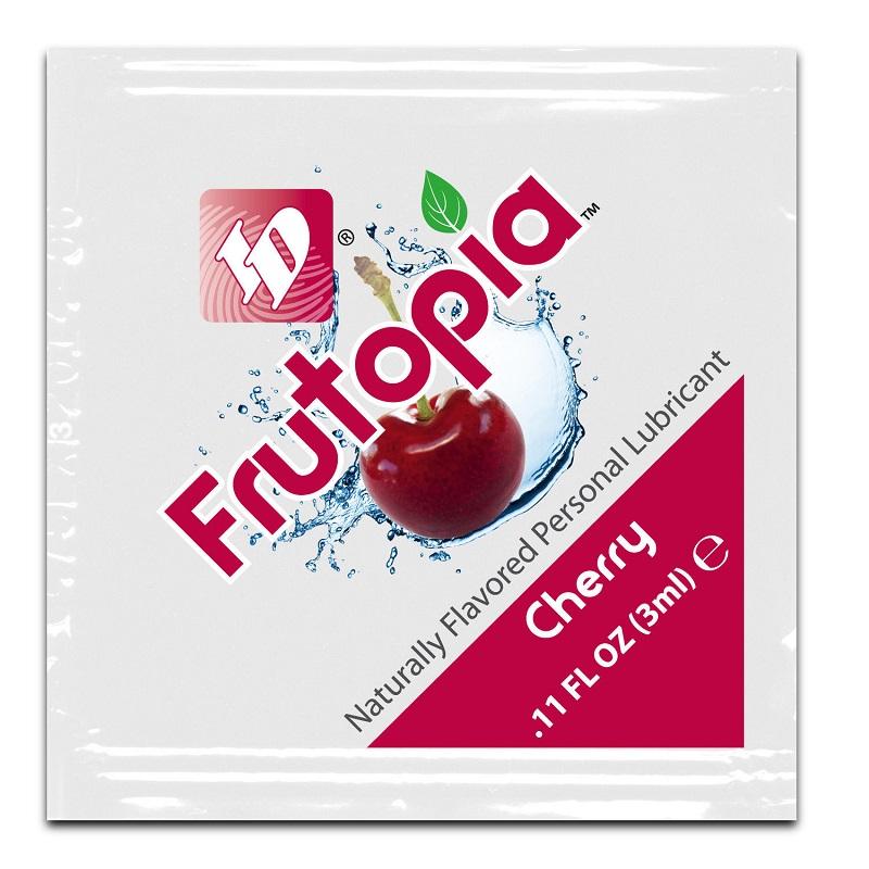 Lubricante Frutopía Cereza 3 ml