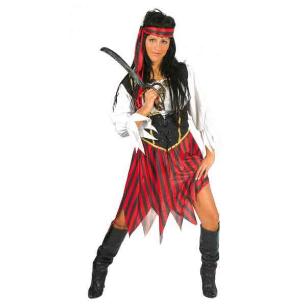 Disfraz Pirata Corset