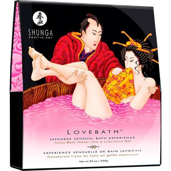 Love Bath Shunga Dragon Fruit 650 gr
