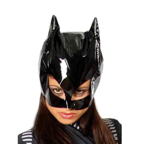 Máscara Mujer Gato
