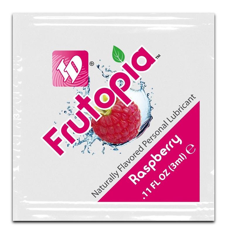 Lubricante Frutopía Frambuesa 3 ml
