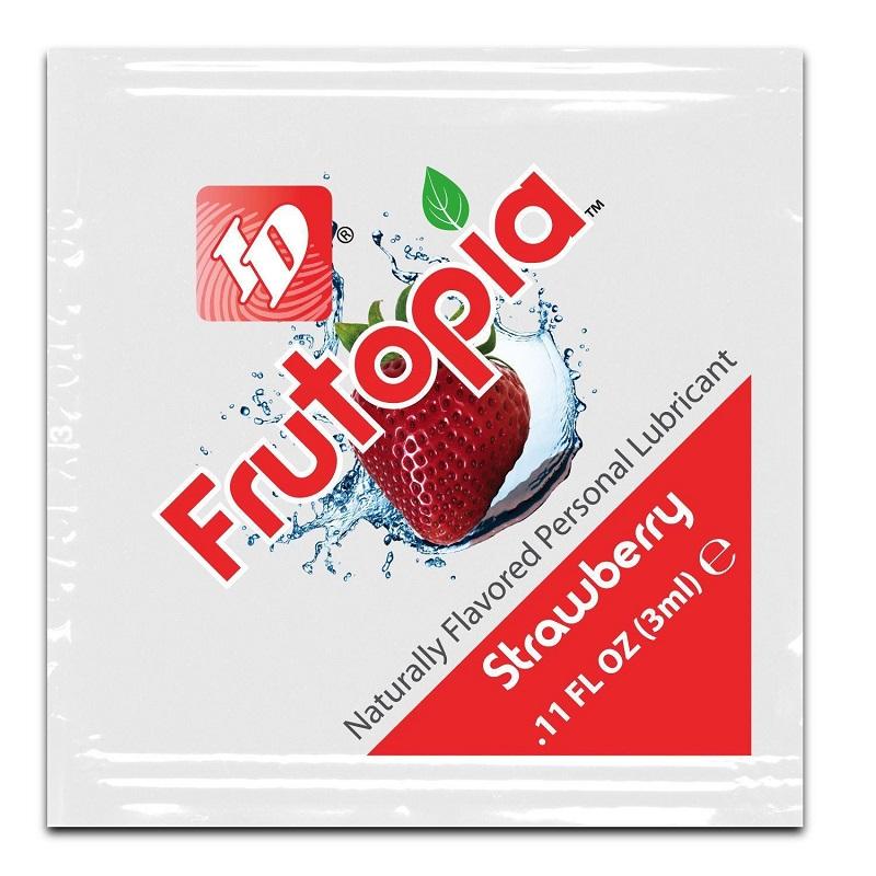 Lubricante Frutopía Fresa 3 ml