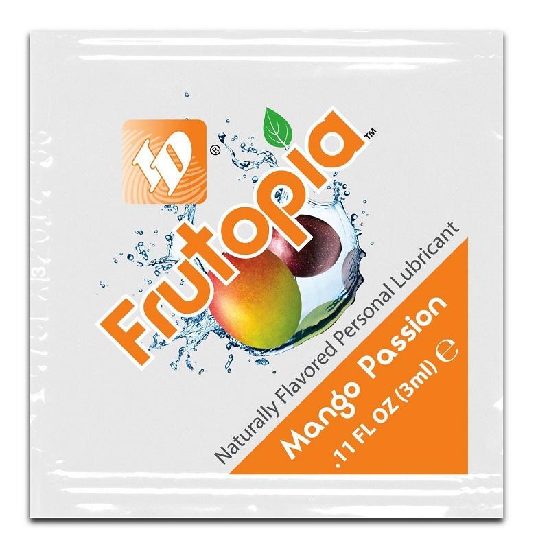 Lubricante Frutopía Mango 3 ml
