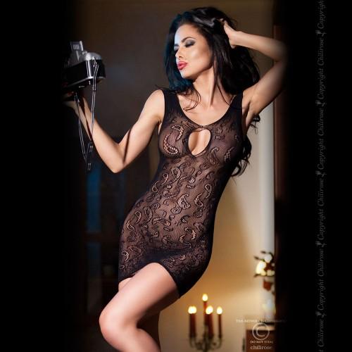 Vestido Chilirose CR-4056