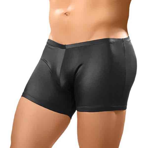 Boxer Pouch Short Negro De Male Power L/XL
