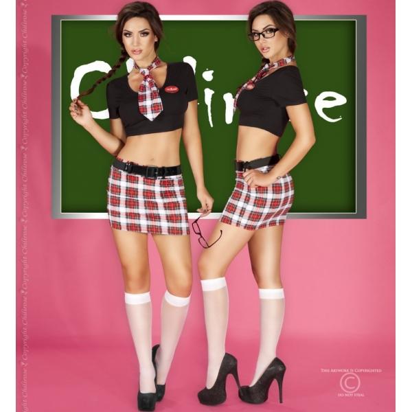 Disfraz Colegiala Chilirose CR-3639