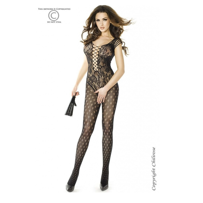 Bodystocking Chilirose CR-3378