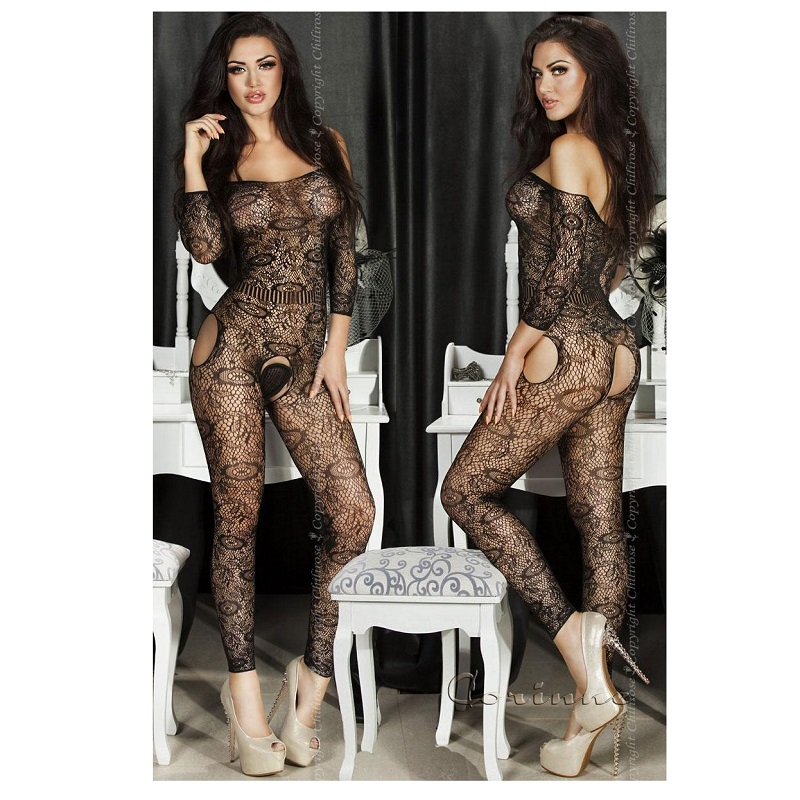 Bodystocking Chilirose CR-3526