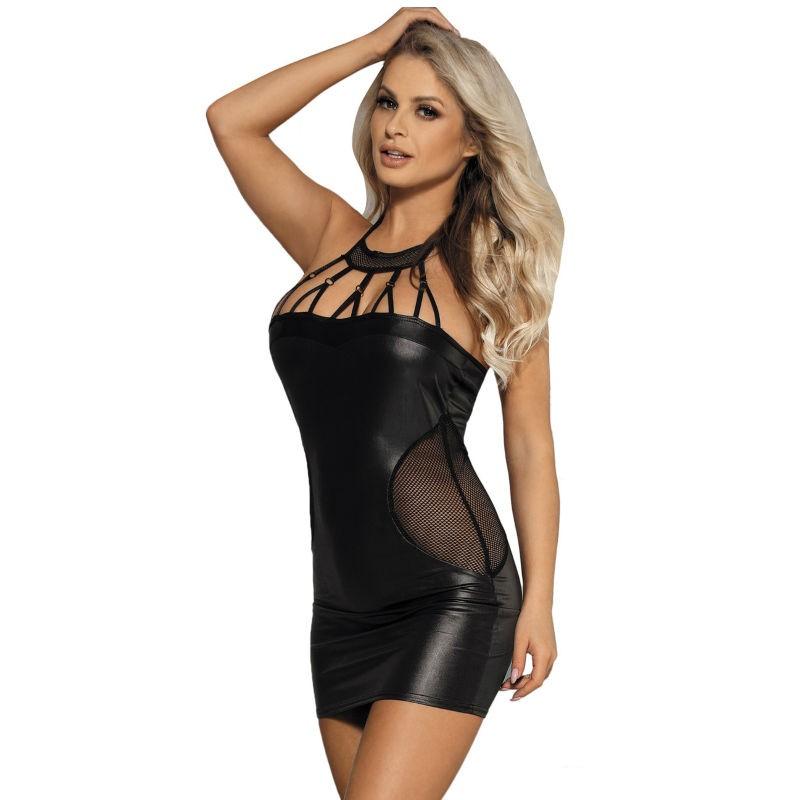 Vestido Con Tiras Subblime 220659