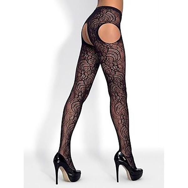 Panty Abierto Obsessive S208