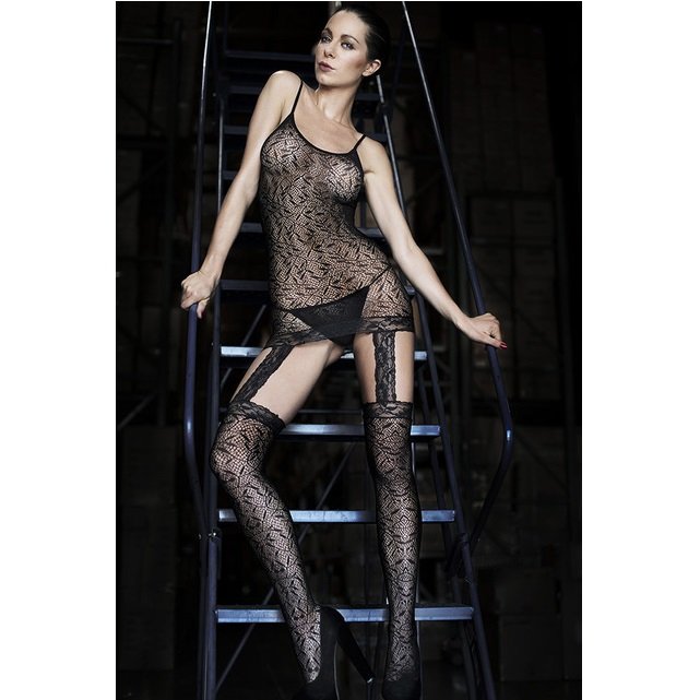 Bodystocking Kingspearl JT8123