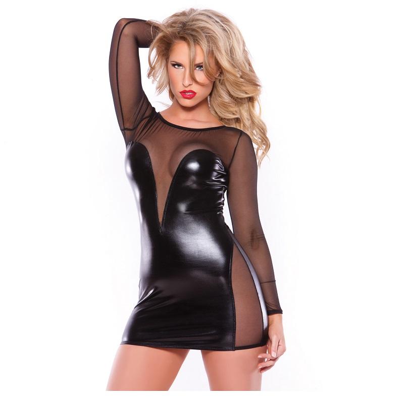 Vestido Kitten Wetloook  Allure 17-5602K