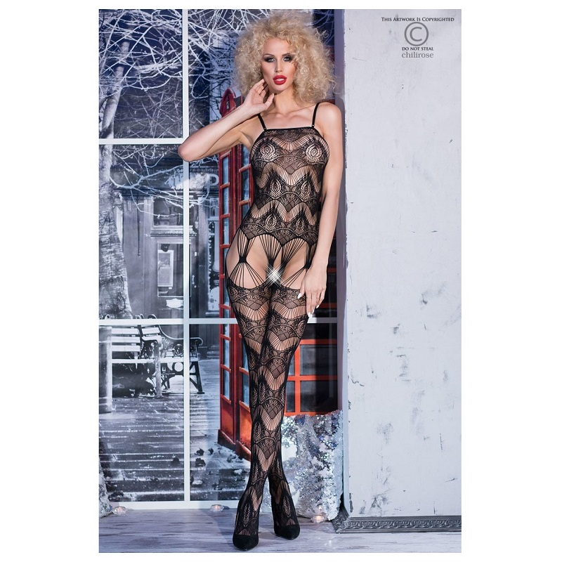 Bodystocking Chilirose CR-4234
