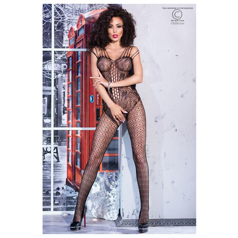 Bodystocking Chilirose CR-4233