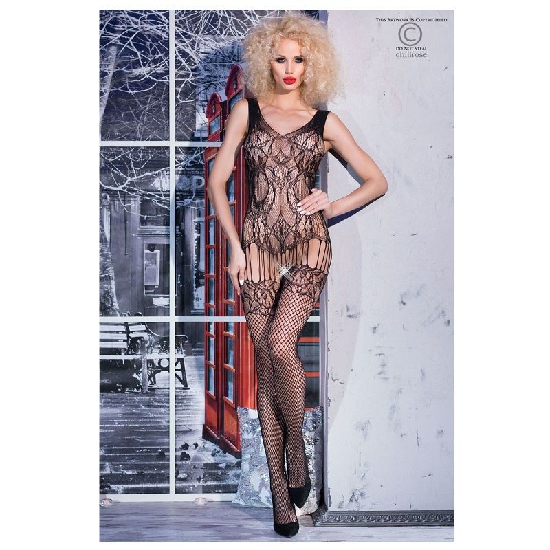 Bodystocking Chilirose CR-4232